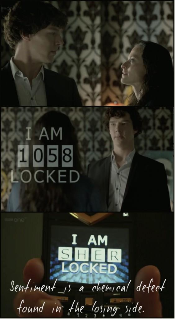 Code demystified by Sherlock