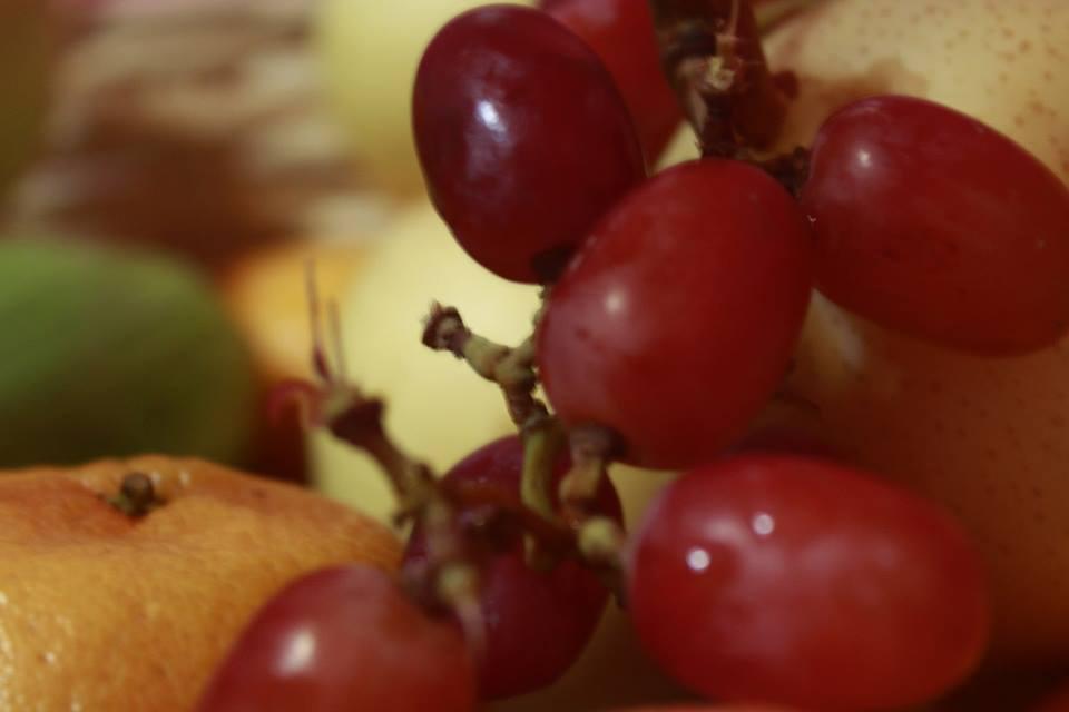 Round-Shaped Fruits