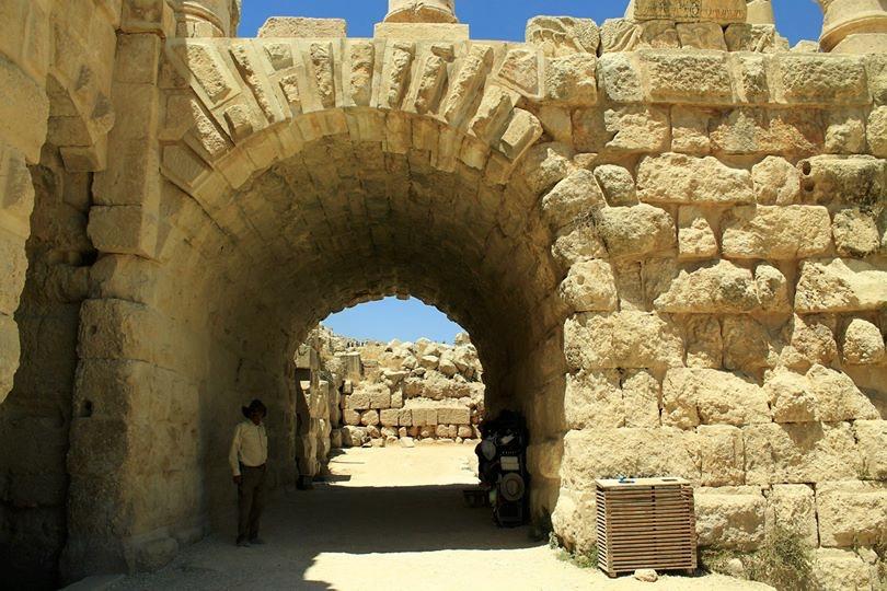 Jerash, City of Jordan