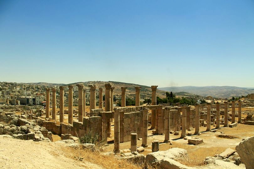 Gerasa - Roman Ancient City