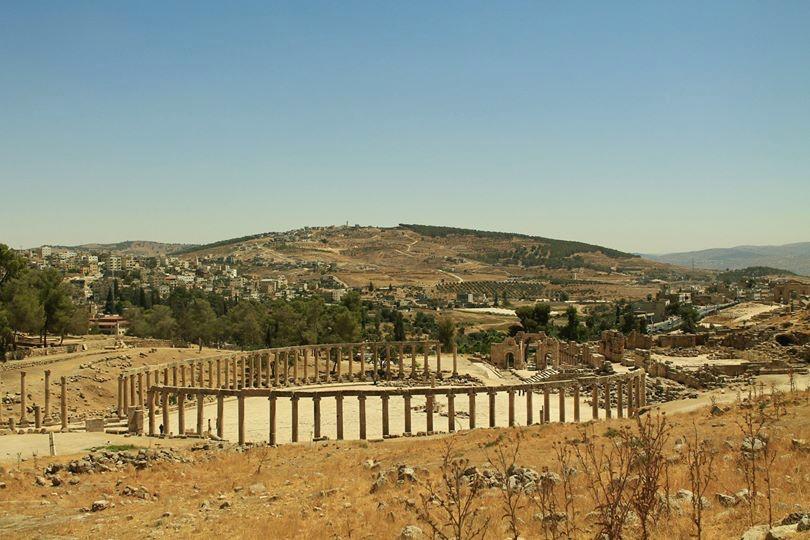 Roman Ancient Ruins