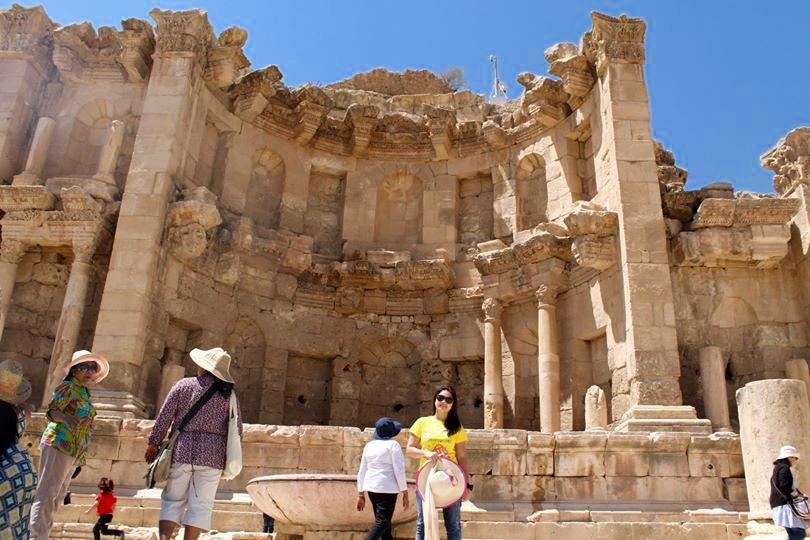 Jerash Tourist Spot
