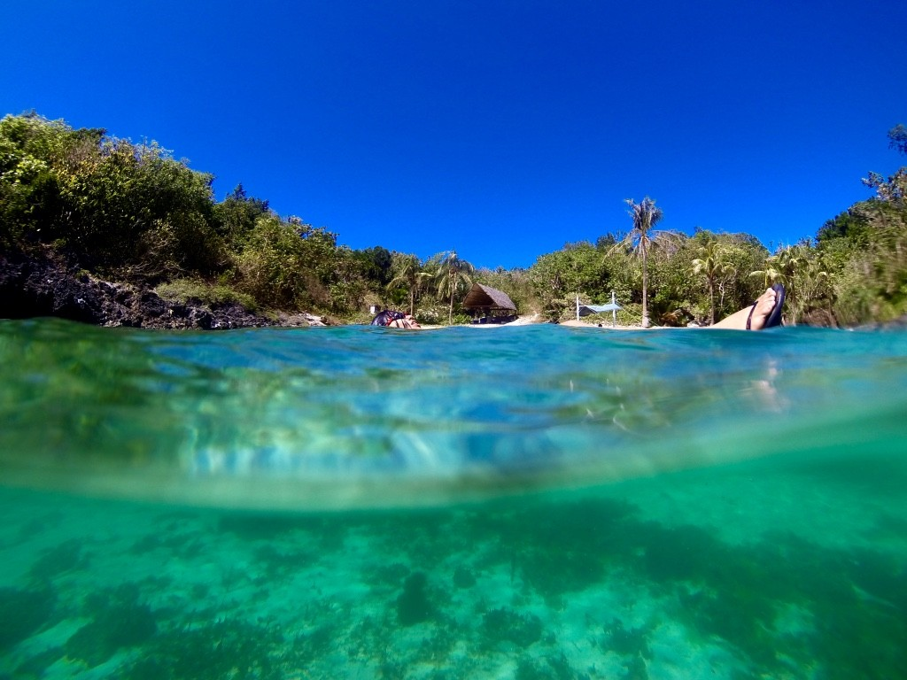 cove of carnaza island