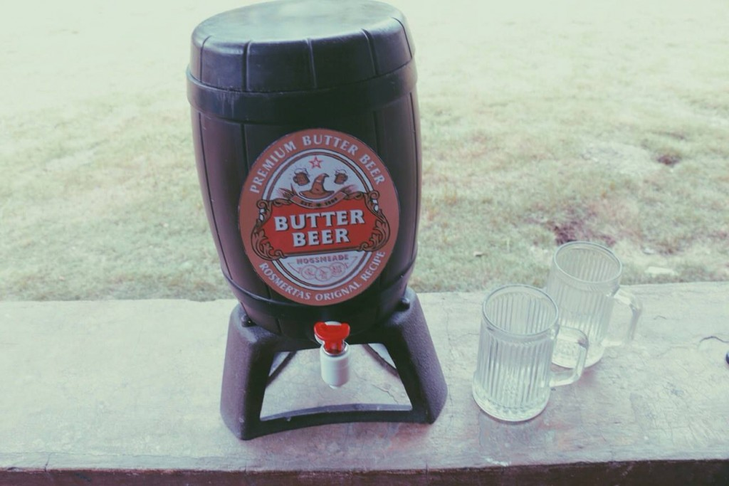 butter beer for party