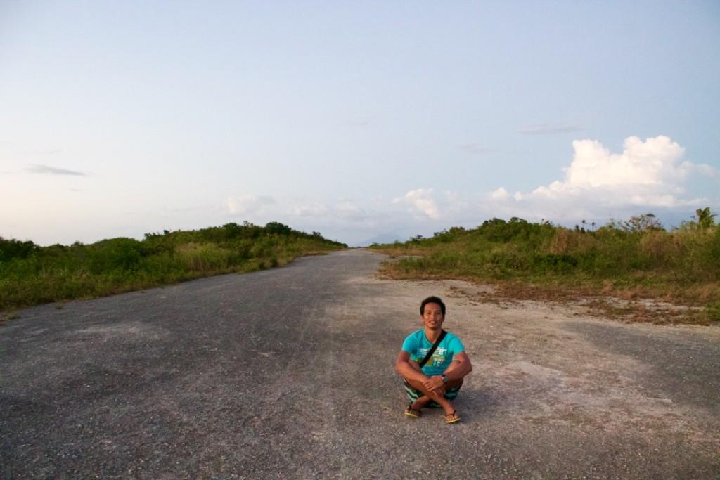 carnaza island airstrip