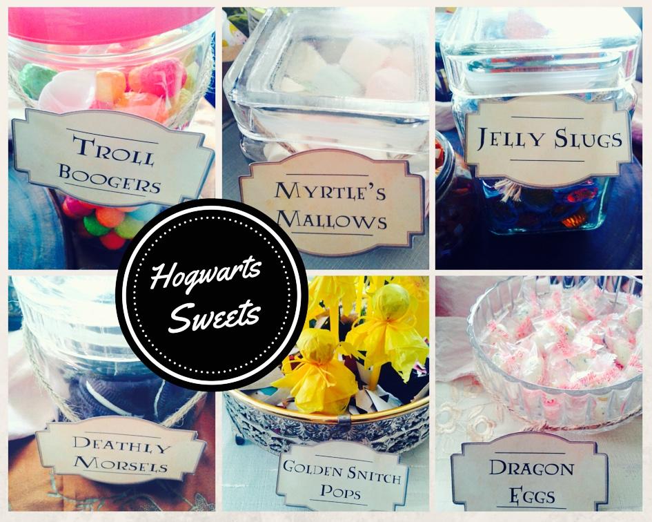 harry potter sweet goodies