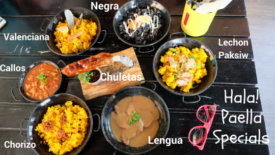 Hala-Paella-Specials