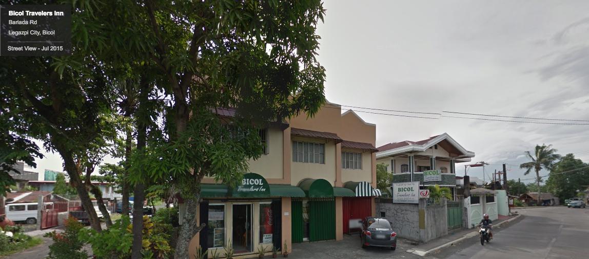 Bicol Travelers Inn in Legazpi, Albay