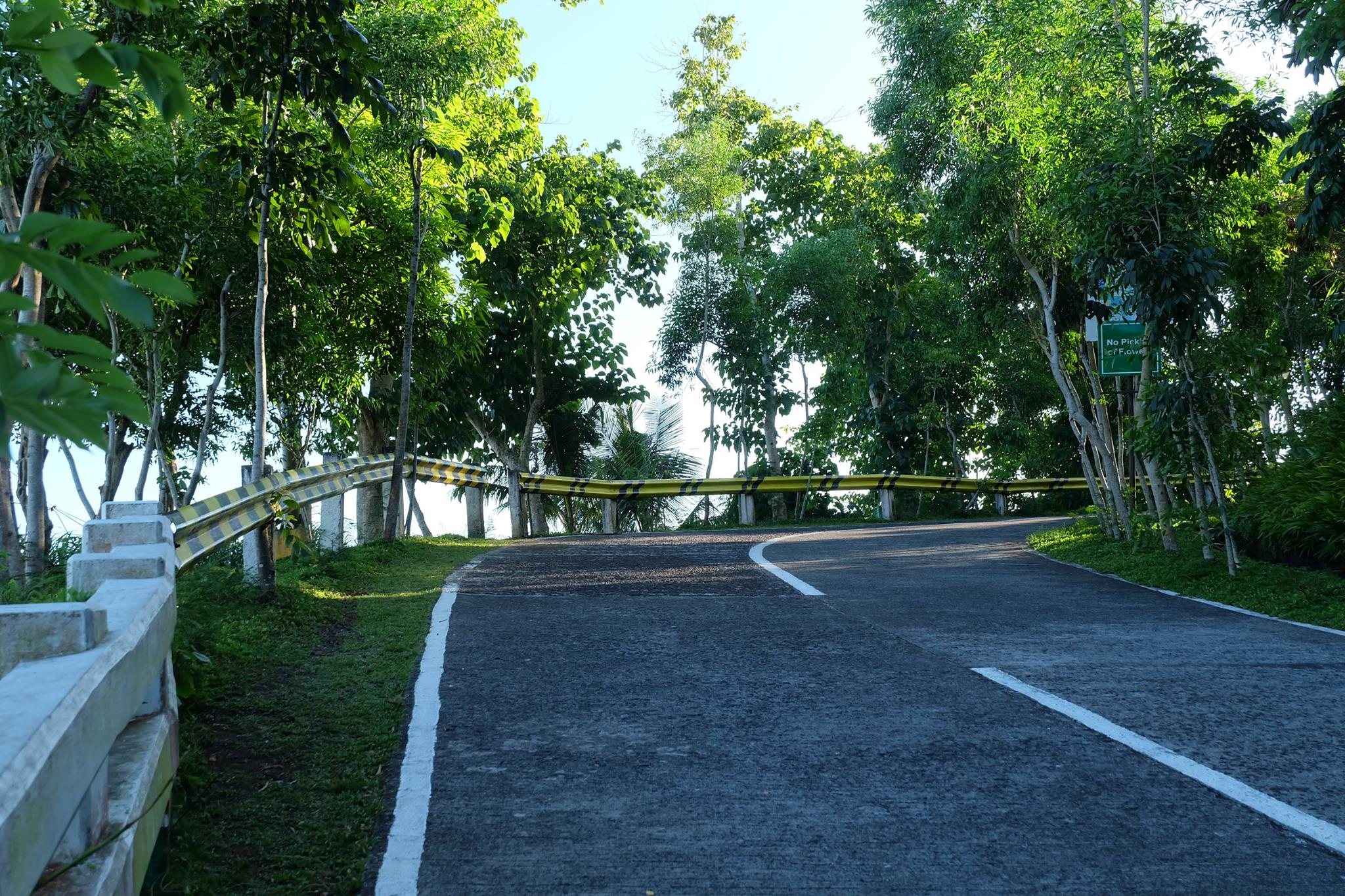 Steep Climb to Ligñon Hill