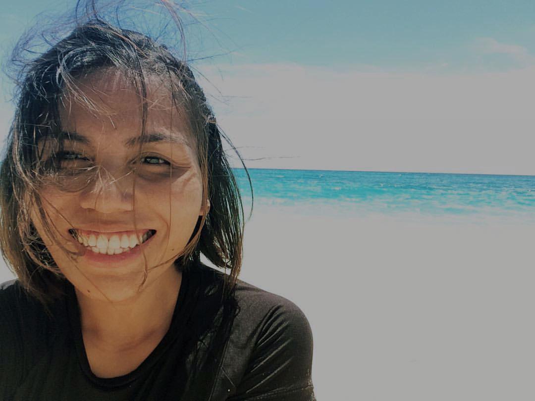 Issa in Boracay