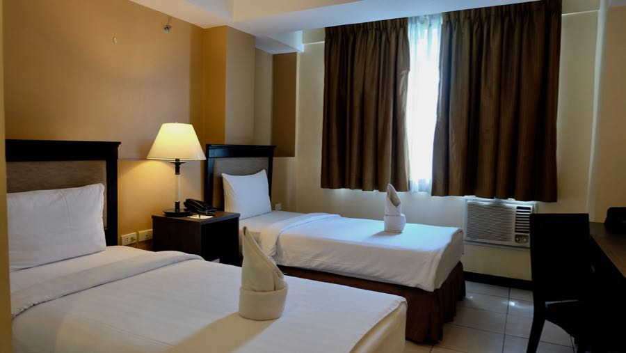 Maxwell Hotel Cebu Deluxe Twin