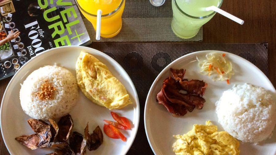 Maxwell Hotel Breakfast