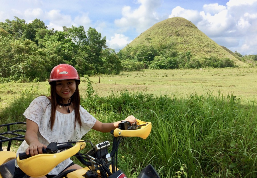 ATV-Ride-near-a-chocolate-hill