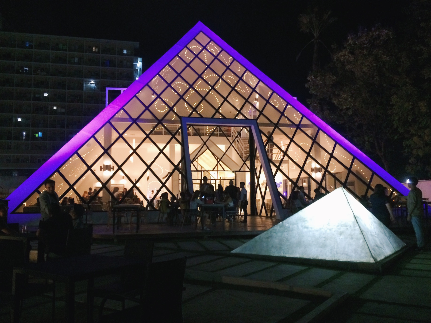 The Pyramid Cebu opening