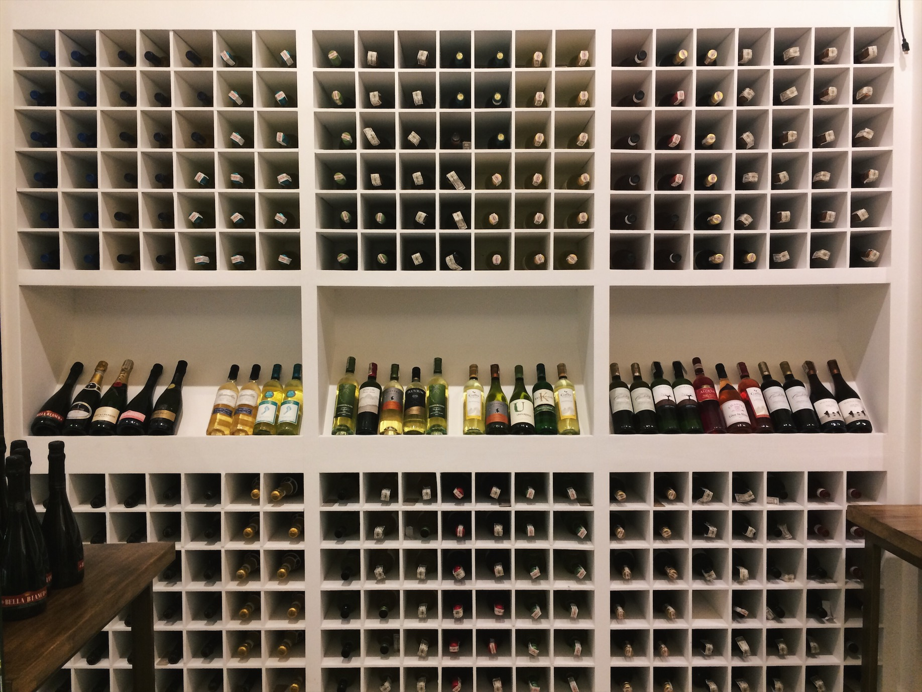 The Pyramid Cebu wide drink selection