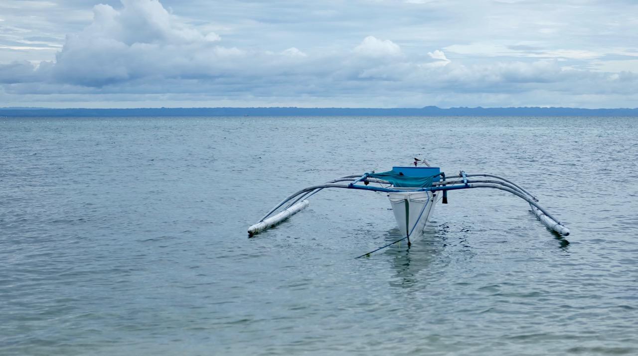 Caohagan Island boat