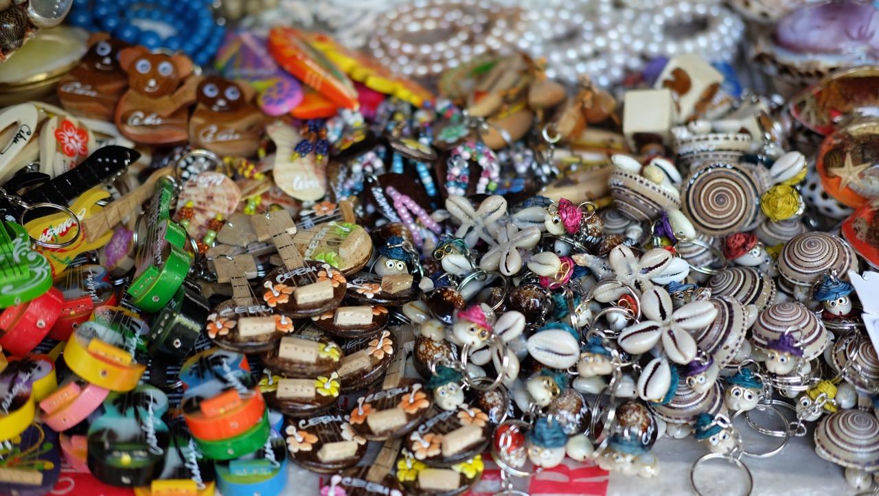 Caohagan Island souvenirs