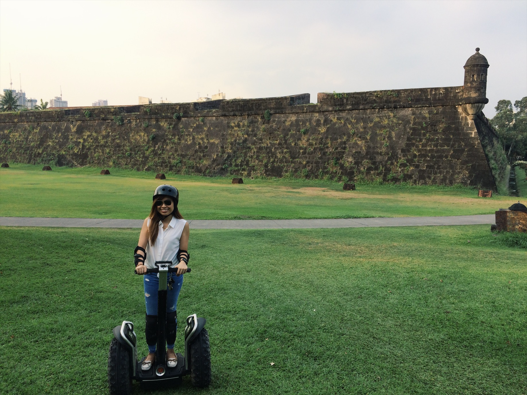 Hidden Treasures of Club Intramuros Segway tour