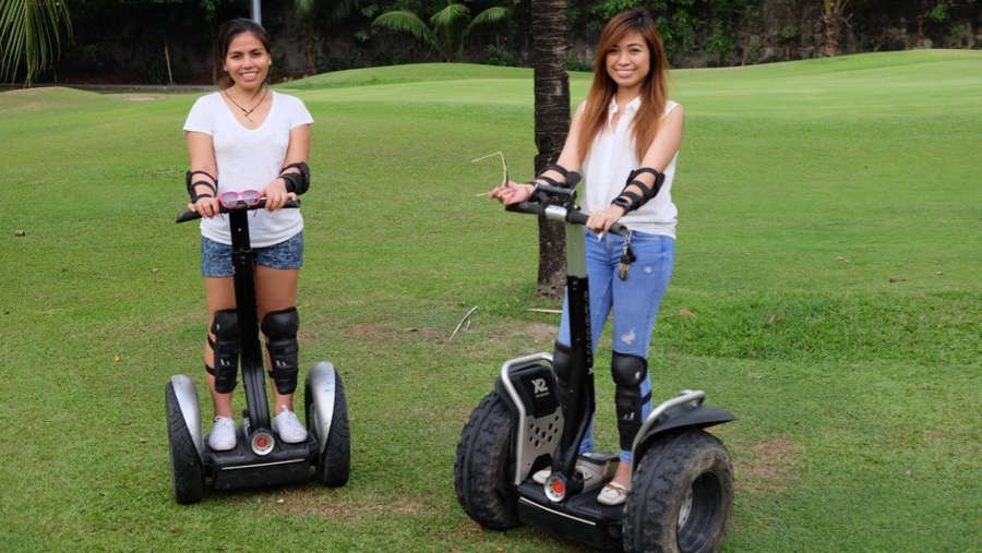 Segway Ride Intramuros