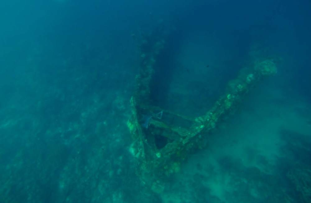 So long Skeleton Wreck