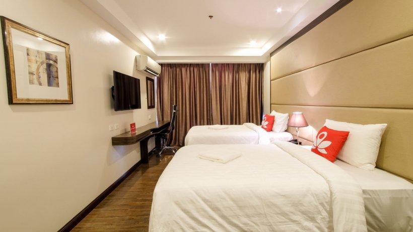 West Avenue Suites by Zenrooms