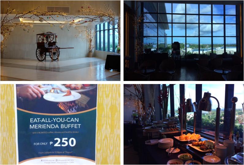 Dayun Lounge at Maayo Hotel Cebu