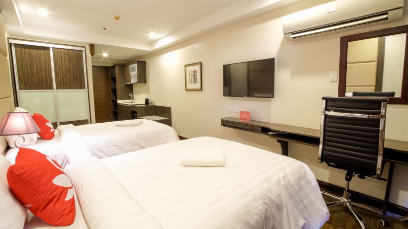Double Room at West Avenue Suites