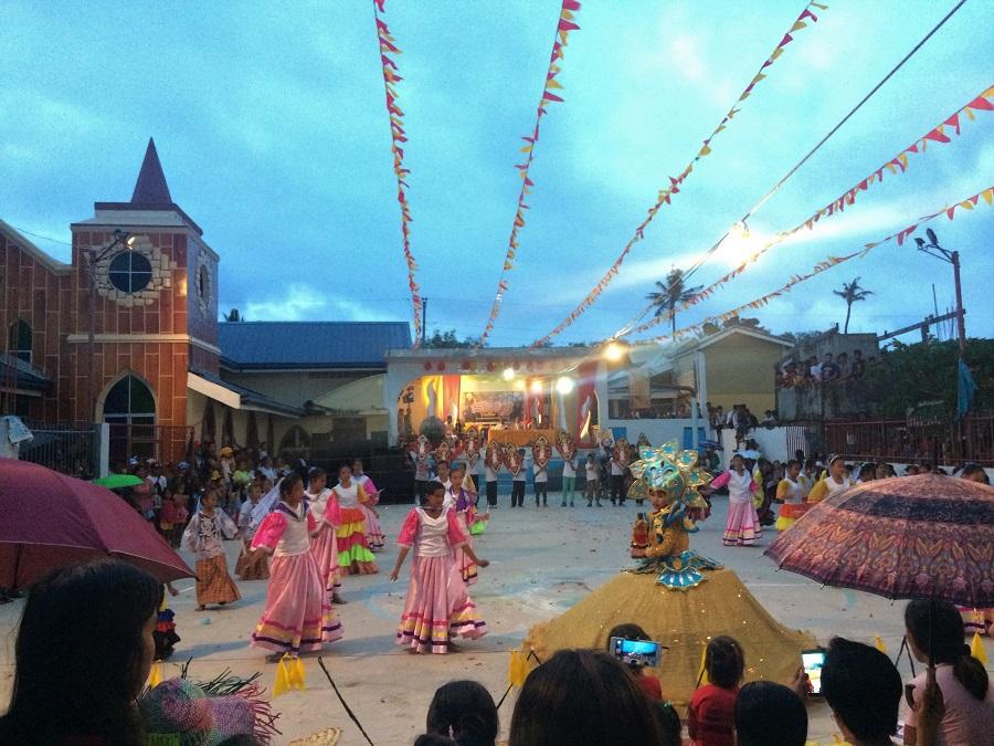 Malapascua Island Sinulog Festival