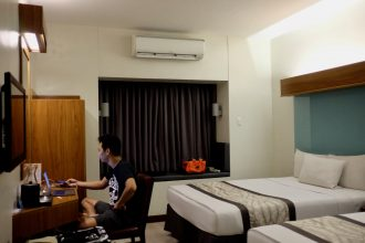 Microtel UP Technohub REVIEW