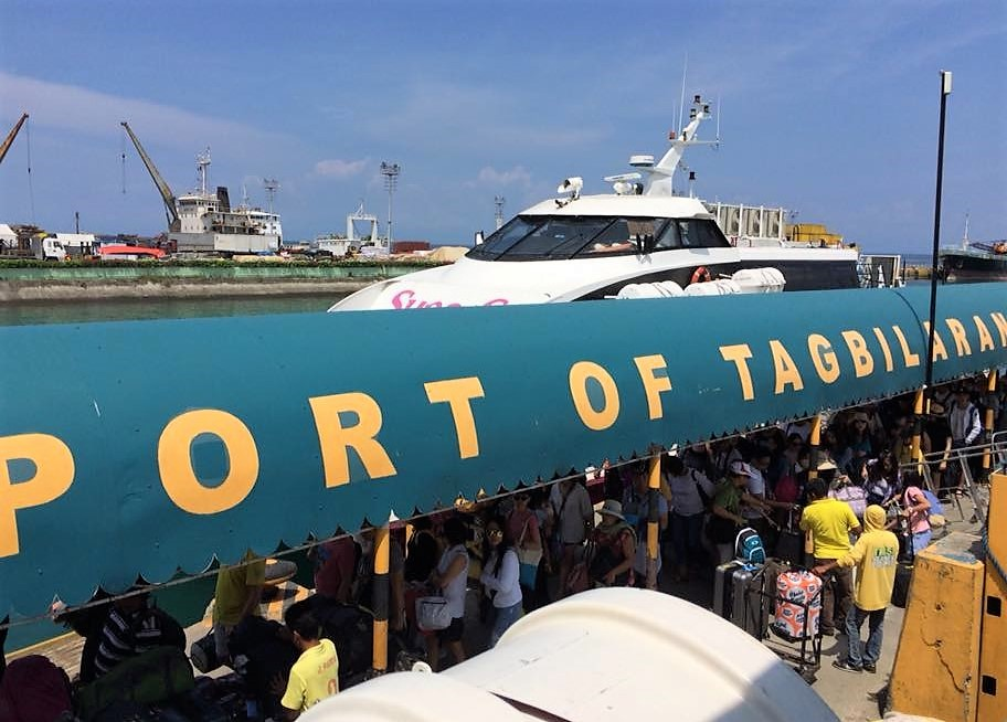 Port of Tagbilaran - Holy Week