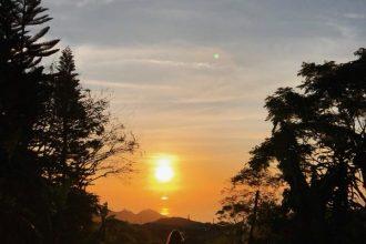 Badian to Dalaguete Sunrise