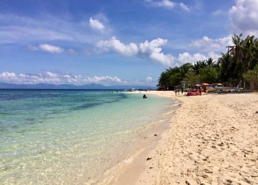 Lambug Beach getaway