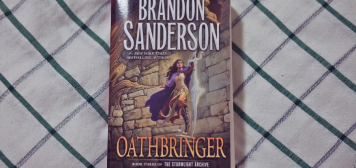Sanderson's Oathbringer