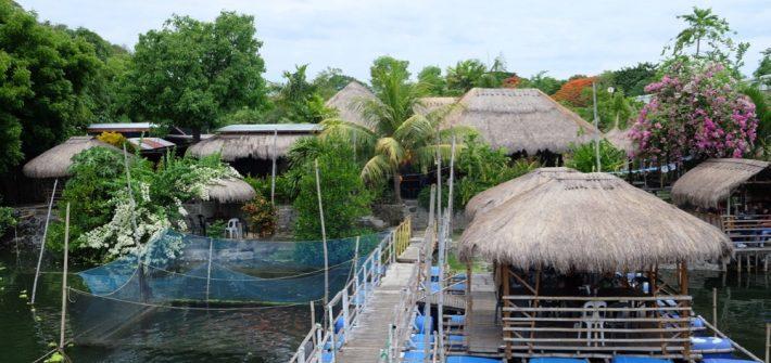 Bacnotan's River Cruise
