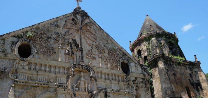 Miag-ao Church in San Joaquin