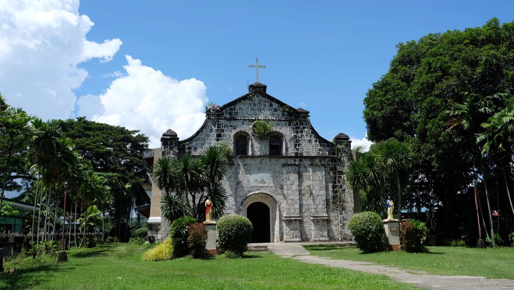 oldest Catholic Church in Guimaras