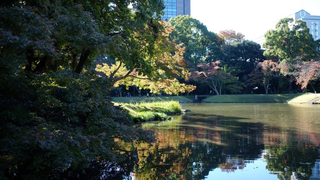 Koishikawa-Kōrakuen Garden